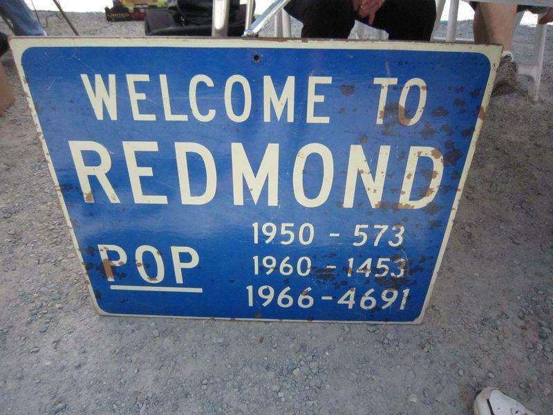 Redmond for web
