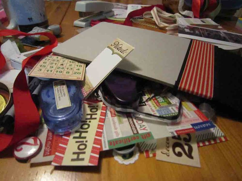 Scrapbooking-2nd-day-of-Christmas