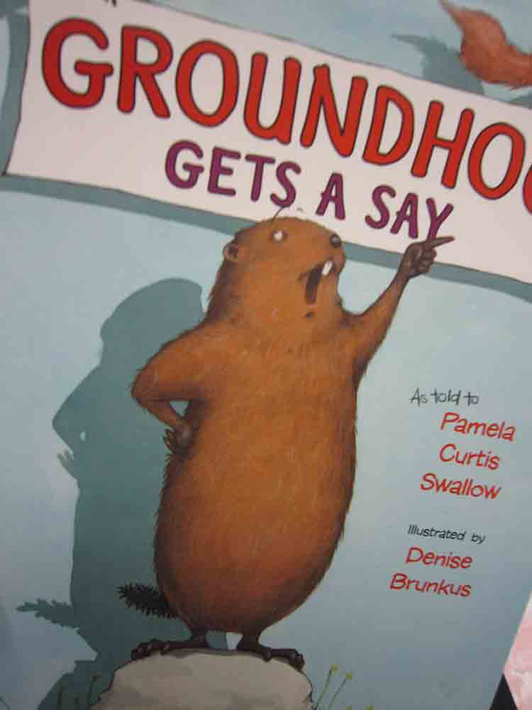 Groundhog-books