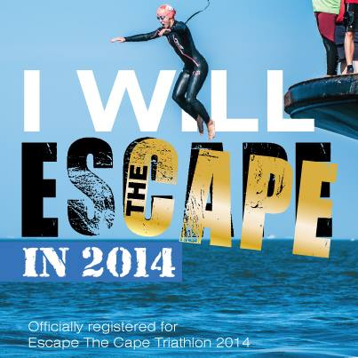 Escape the cape 2014