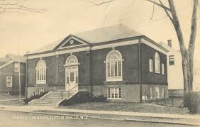Little falls library old