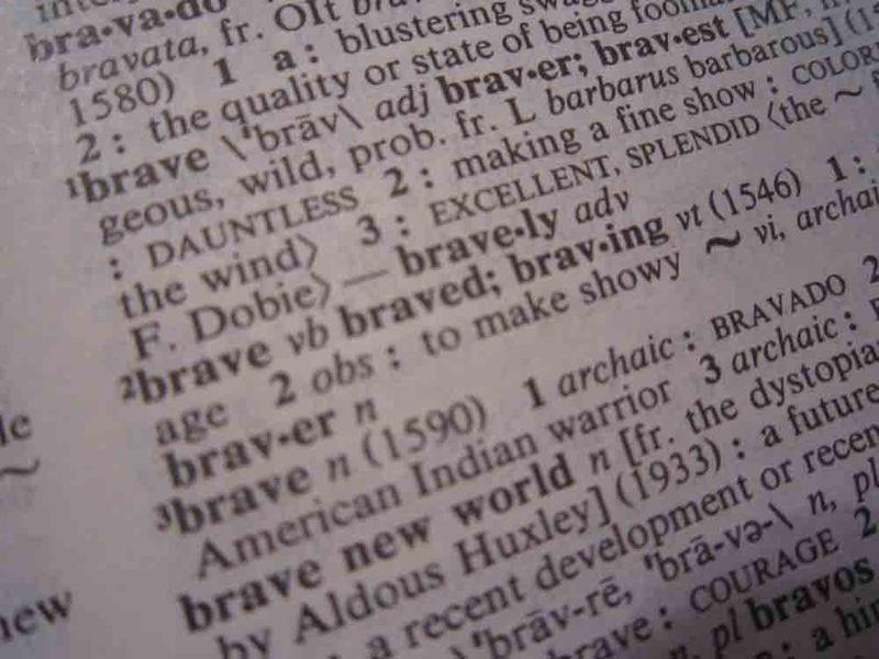 My-word-brave