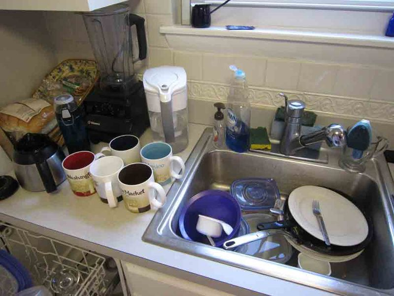 Dirty-dishes-in-sink