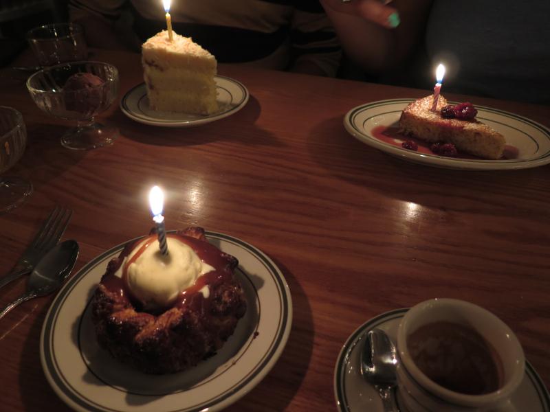 Jason and Jessica's Birthday Dinner 011