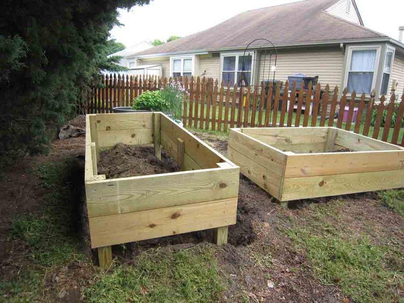 Raised-garden-beds