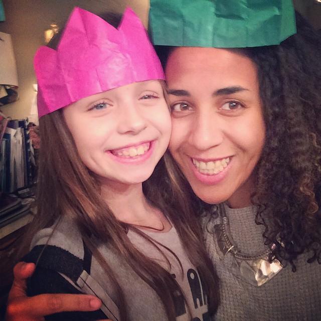 Em and jess christmas
