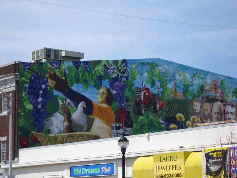 Dowtown-vineland-mural